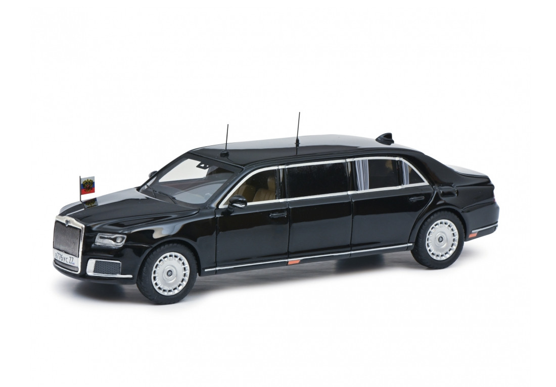 View Product - 1:43 Aurus Senat (Black)