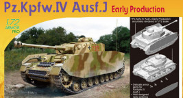 1:72 Pz.Kpfw.IV Ausf.J (Early Production)