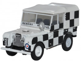 1:76 Land Rover Series I 80 Inch Wheelbase RAF Tripoli, Desert Rescue Team