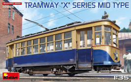 1:35 Tramway X-Series w/ Accessories