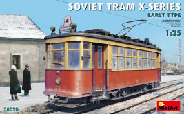 1:35 Soviet Tram X-Series (Early Type)