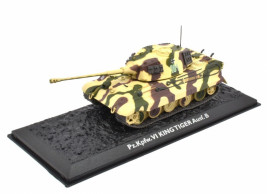 1:72 Sd.Kfz.182 King Tiger, German Army