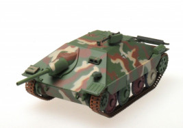 1:72 Hetzer (Starr), Prague, April 1945