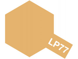 Tamiya Lacquer Paint LP-77 – Light Brown DAK 1942 (10 ml)