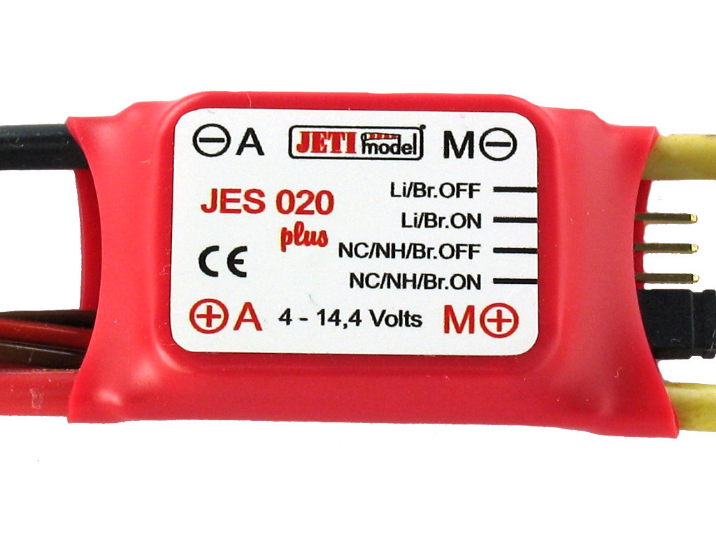 View Product - JES 020 plus
