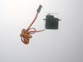 Replacement servo for model Sky Surfer X8