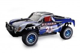 1:10 HIMOTO Corr Truck RTR 4WD 2.4 GHz - Blue