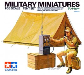 1:35 Tent Set (WWII)