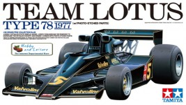 1:20 Team Lotus Type 78 1977